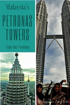 Plan ahead to avoid the long lines while visiting the Petronas Towers in Kuala Lumpur, Malaysia