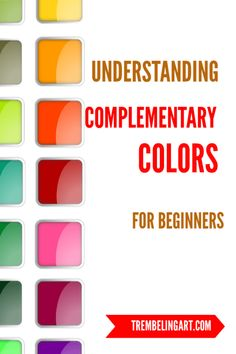 Complementary colors are colors that are opposite each other on the color wheel. There are numerous ways to use complementary colors in artwork. Acrylic Painting Techniques, Art Techniques, Painting Tutorials, Painting Tricks, Beginner Painting, Watercolor Techniques, Art Tutorials, Mixing Paint Colors, Acrylic Paint Colors