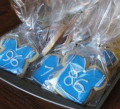 Detroit Lions cookies...