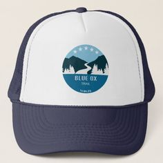 Blue Ox Trail Trucker Hat #cats #turtle #pets cycling motivation, cycling photography, cycling art, back to school, aesthetic wallpaper, y2k fashion Hiking Quotes, Bike Quotes, Colorado Trail, Colorado Rockies, Paris Roubaix, Baseball Pictures, Hiking Tips, Kids Hiking, Baseball Gifts