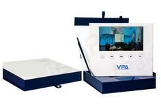 Traditional video box	http://www.vpavideobrochure.com/video-presentation-box/traditional-video-box.html