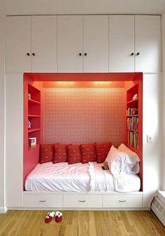 Small Bedroom Shelving Ideas | ... Storage Ideas For Small Bedrooms Wooden Floor Inspiring Bedroom Ideas