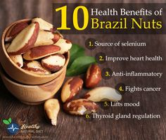 Brazil nuts aren't just tasty snacks; they also have countless health benefits such as improving heart disease, decreasing anxiety, and many more. Health Breakfast, Healthy Breakfast Recipes, Yummy Snacks, Health Snacks, Health Diet, Dinner Recipes For Kids, Kids Meals, Health Benefits, Brazil Nut
