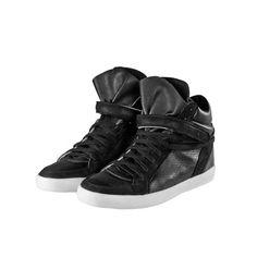 Sneaker, Lochmuster Vorderansicht