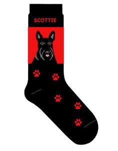 Mens athletic low cut Ankle sock Paw Dog and Bone Black Backdrop Short Lightweight Sock