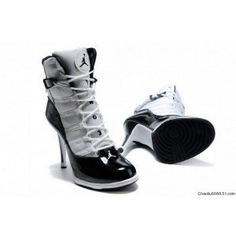 Is it just me or does everyone think Air Jordan high heels are maybe one step too far? (Pardon the pun) sandir
