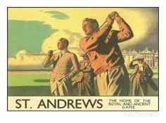 Výsledek obrázku pro golf st. andrews