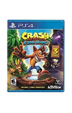 Crash Bandicoot N. Sane Trilogy - PlayStation 4 Standard ... https://smile.amazon.com/dp/B01NAGTKX3/ref=cm_sw_r_pi_dp_x_UZ8-zb59WP9P0
