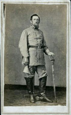Brigadier General Thomas P. Dockery started off the war in command of the 5th Infantry Regiment, Arkansas State Troops, which he led at Wilson's Creek. He was later put in command of the 19th Arkansas Infantry Regiment. Following his capture at Vicksburg and later parole, Dockery was promoted to brigadier general. He returned to Arkansas and assumed command of a brigade, which he led during the Camden Expedition.