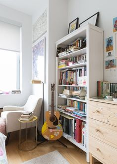 Tavi Gevinson Brooklyn Apartment Design Photo Tour | Apartment Therapy