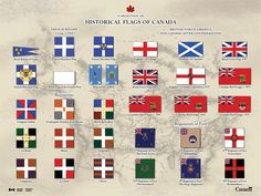 flags of canada history