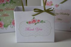 Unique small gift/party  bag by steppnout on Etsy, $2.00