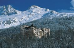 Sils-Maria | Waldhaus: Perhaps the last true historic Swiss mountain retreat in spectacular surroundings. I stayed here!!!