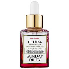 What it is:A highly active hydrating face oil to improve skin elasticity and the appearance of fine lines and wrinkles. What it is formulated to do:This luxurious oil contains nourishing Russian, Turkish, and Bulgarian red roses in a rich base of hyd