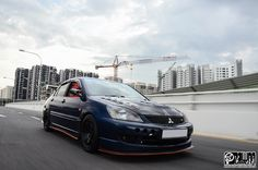 POWAA Garage is a blog about the Modified Car Culture in Singapore and worldwide. Lancer Cedia, Mitsubishi Ralliart, Lancer Evo, Tuner Cars, Modified Cars, Rally Car, Galaxy Wallpaper, Ford Focus, Cars And Motorcycles