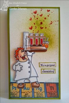 Janes World: Great Chemistry!!