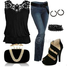 Nice outfit for evening out