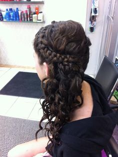 If you get the braids hairstyle properly, it can make you more charming, attractive and graceful. If you are lucky to have medium or long locks, you can try out some stunning different kinds of braids. You can form a simple 3 strand structure, a French plait, Dutch plait or a fish bone braid. You …