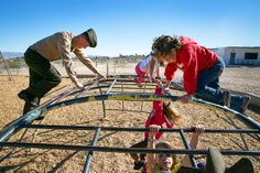 This Marine is still a kid at heart (U.S. Marine Corps photo by Lance Cpl. Kasey Peacock/Released)