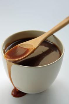 Salted Vanilla Caramel Sauce