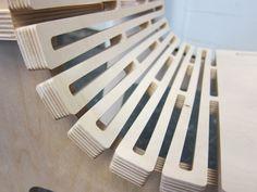 My Senior Capstone: CNC Flatpack Furniture - Woodworking Talk - Woodworkers Forum