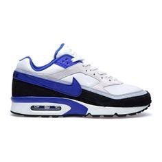 0c1ab14e97acf Nike Air Classic BW TXT Sail Hyper Blue Fresh Kicks