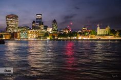 City of London by lugarlu1. Please Like http://fb.me/go4photos and Follow @go4fotos Thank You. :-)