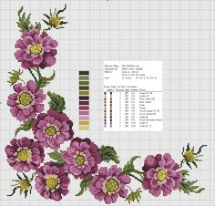 This Pin was discovered by Eli Funny Cross Stitch Patterns, Cross Stitch Borders, Cross Stitch Charts, Cross Stitching, Beaded Cross Stitch, Cross Stitch Rose, Cross Stitch Flowers, Cross Stitch Embroidery, Cross Stitch Pillow
