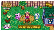 Animal Crossing Lest's go to the city #05 - Un día en Ontinar!