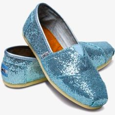 Another Toms option (covers the whole Something Blue thing as well)