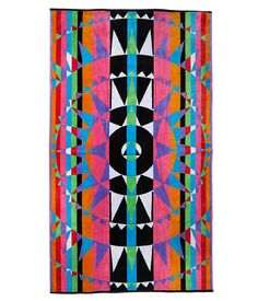 Mara Hoffman Beach Towel. LOVE!