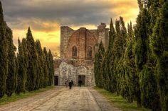 san galgano by pynomoscato, via Flickr