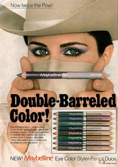 Maybelline Eye Color Styler Pencil Duos - 1980