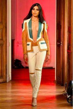 4f8b417b9e8aa7 Les 8 meilleures images de blouson cuire femme | Jackets, Leather ...