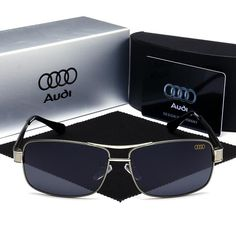 31cb50e3d185d Handcrafted in Germany the Audi Limited Edition Q7 series eye lens  collection features a hybrid fusion