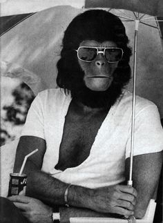 planet of the apes?
