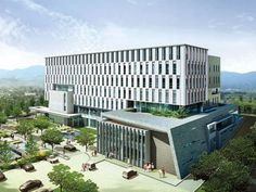 Architect: Design building of District Court in Jinju Branch,...