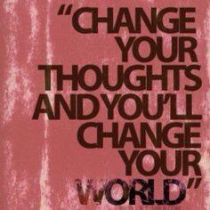 Change. Change. Change.