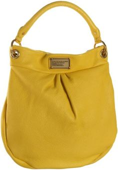 14d9f14ee8 my dream purse!! Marc Jacobs Classic Q Hillier Hobo in Dandelion .