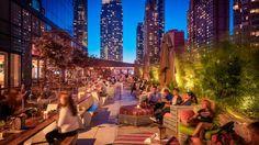 Terrace Bar NYC | New York Hotel | YOTEL