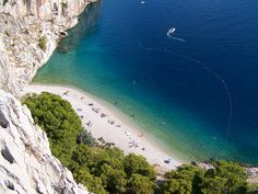 Makarska, Nugal Beach. Croatia