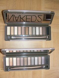 Beware fake Urban Decay Naked 2! (Eyes makeup)