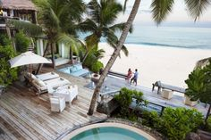North Island - Seychelles Probably the most... | Luxury Accommodations