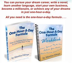 The One-Hour-A-Day Formula