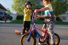 5 основных советов для обучения велосипеду | NoBiggie.net