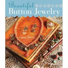 Beautiful Button Jewelry love it! must try! #ecrafty