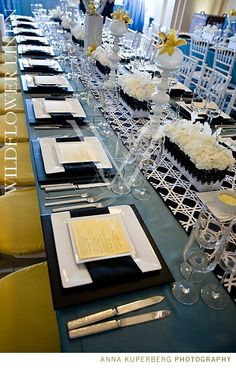 Those Are Some Serious Linens Corporate Events Made Easy With 300 Foot Banquet Tablecloth Rolls Event Planning Details Pinterest Tablecloths