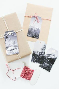 photo tags idea for all those pix that do not fit into scrapbook!