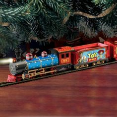 Toy Story Adventure Express Train Collection - http://bradford-exchange.goshopinterest.com/collectibles/trains-accessories/toy-story-adventure-express-train-collection/