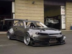 Nissan Silvia S15 Widebody | LIKE US ON FACEBOOK https://www.facebook.com/theiconicimports